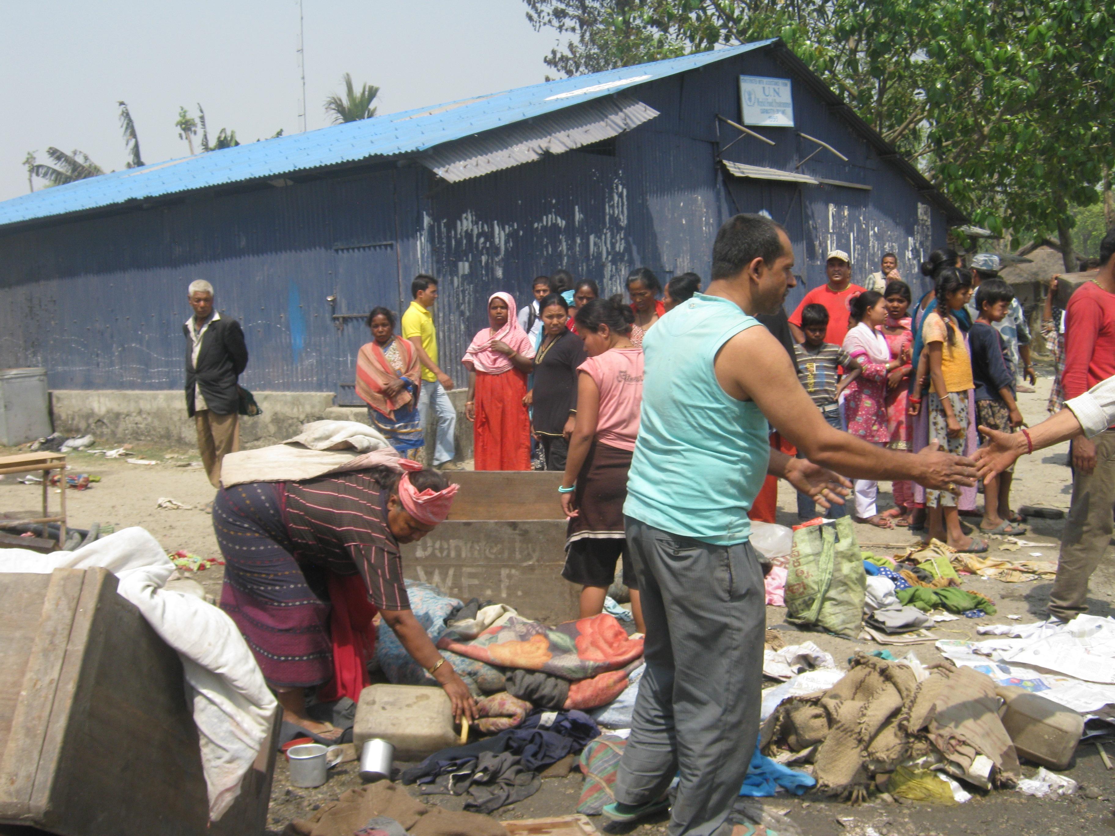 bhutanese refugee camps refugees voicecom